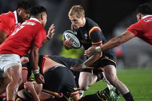 'i should have been playing more for the scarlets' new wales scrum-half has a point to prove