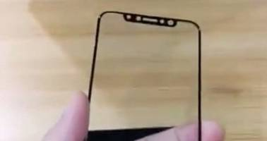Leaked iPhone 8 Video Reveals the Bezel-Less Front Design