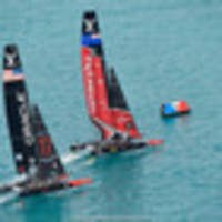Toyota dockside in Bermuda: Peter Lester on America's Cup - Oracle needs to improve their sailing
