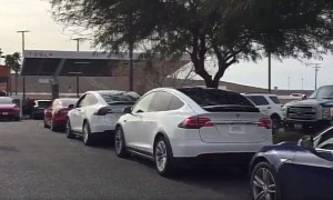 Tesla Supercharger Network Will Become Available to Other EVs Eventually