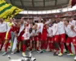 Salzburg and RB Leipzig both admitted into Champions League, UEFA confirm