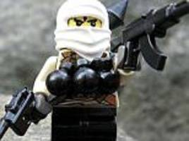 Islamic State Lego being sold online to Australians