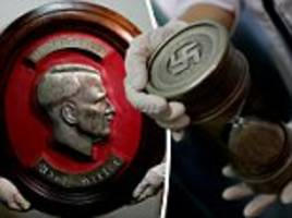 largest hidden trove of nazi artifacts found in argentina