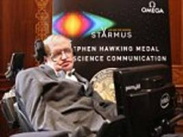 stephen hawking warns we have 200 years to escape earth