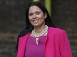 priti patel says reports of wasted cash 'never 100% true'