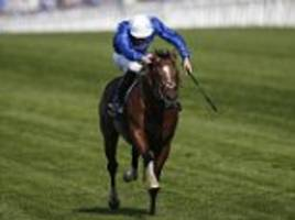 barney roy upsets churchill in st james's palace stakes