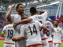 Confederations Cup: FIFA warn Mexico over homophobic chant