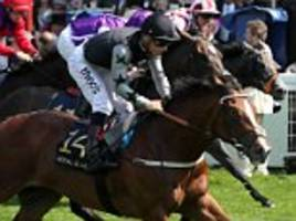 Rajasinghe claims Royal Ascot victory in Coventry Stakes
