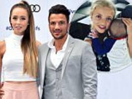 emily macdonagh on having another child with peter andre