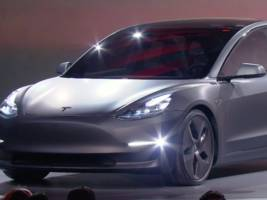 Tesla has officially started production of the cells that will power its Model 3 sedan (TSLA)