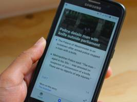Upday is an Apple News rival that's only available on Samsung phones