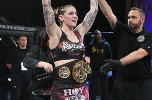 Megan Anderson promises to show 'how human Cris Cyborg can really be' at UFC 214