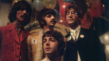 how the beatles broadcast love to the world