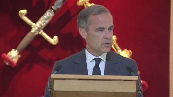Mark Carney says time not right for interest rate rise