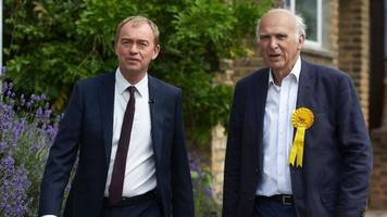 Sir Vince Cable to run for Lib Dem leadership