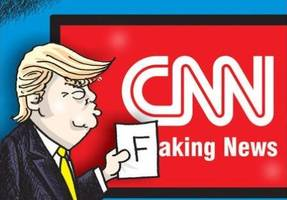 CNN Caught Faking News Again: Qatar Says News Agency Hacking Linked To Middle East, Not Russia