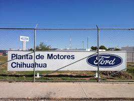remember when ford 'cancelled' that plant in mexico?  well, they've just moved it to china