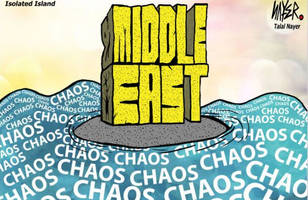 The Middle East Is Blowing Up