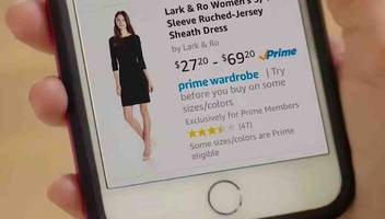 Try Before You Buy: Amazon Launches Assault On Clothing Retailers With Prime Wardrobe