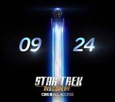 cbs sets september premiere date for 'star trek: discovery'