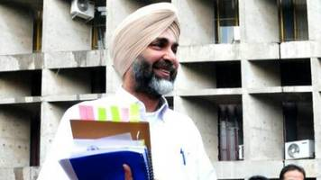 Punjab Finance Minister presents first budget of new government