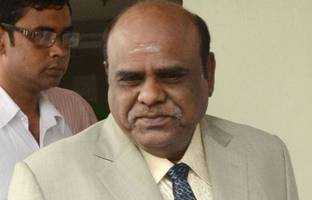 Retd. Justice Karnan arrested in Coimbatore for contempt of Supreme Court