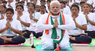 3rd International Yoga Day: Prime Minister Narendra Modi and Yogi Adityanath to perform in Lucknow