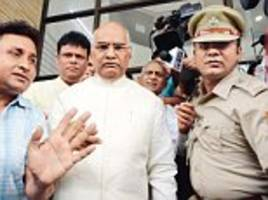 BJP selected Ram Nath Kovind for down to earth image