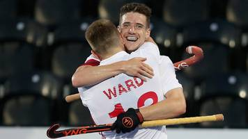 Hockey World League 2017: England beat South Korea 7-2 but finish second in their group