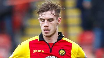 liam lindsay: partick thistle agree fee with barnsley for central defender