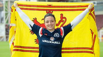 Why are Scotland's women's team in dispute with SFA?