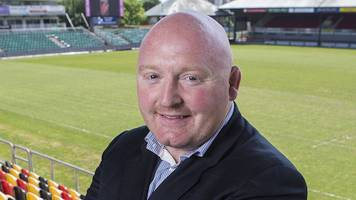 Dragons: New boss Jackman wants them to be 'best in Wales'