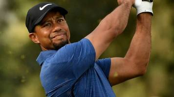 Tiger Woods: Ex-world number one getting help to manage medication