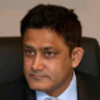 'kumble steps down as india coach'