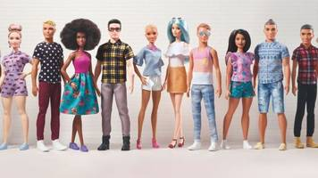 barbie's boyfriend ken just got a diversity makeover