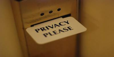 be careful what you wish for, shopping site offers no privacy