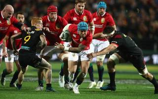 Gatland warns All Blacks: Lions are getting better every game
