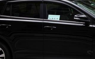 pretty soon you'll have to pay while your uber driver waits for you