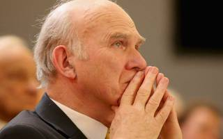 Vince Cable confirms Lib Dem leadership bid