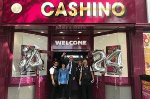 cashino in hessle road to create ten jobs with 24-hour opening