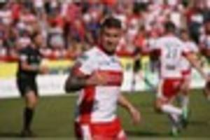 hull kr's jamie ellis still not happy with his own performances