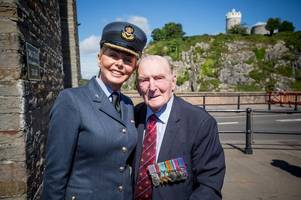carol vorderman shares thoughts on 'wonderful' news britain's last dambuster recognised in queen's birthday honours