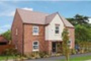 why barratt developments is the top business in leicestershire