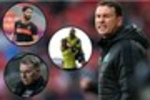 who would you like to see plymouth argyle play in their opening...