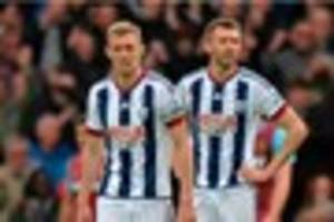 west brom stalwart sorry to lose darren fletcher to stoke city