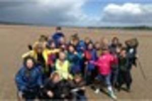 Busiest summer yet for East Devon's Education Rangers