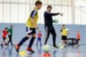 ex-premier league manager aitor karanka holds sessions with...