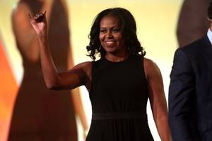 Michelle Obama held bootcamps at the White House
