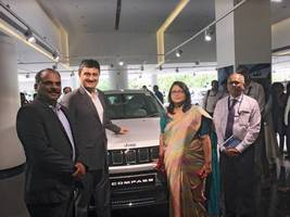 fca india opens pre-bookings for the jeep compass in delhi/ncr