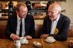 Liberal Democrat veteran Vince Cable announces he's running for the party leadership
